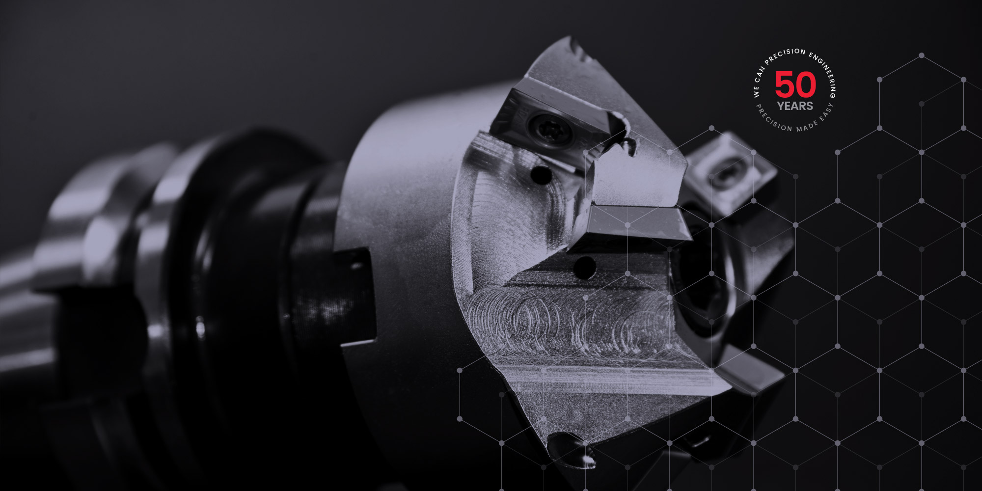 Design, repair, replace and make critical spare parts.